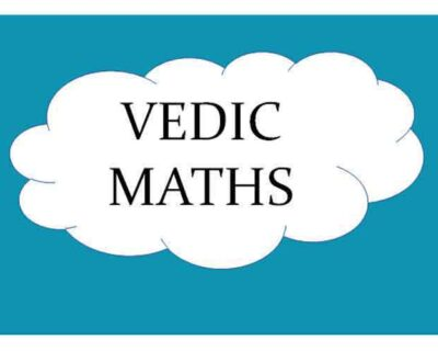 [ Year / Grade 9 & 10 ] VEDIC MATHS